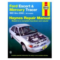 1991-00 Ford Escort Haynes Repair Manual