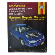Chevy Lumina Monte Carlo Haynes Repair Manual