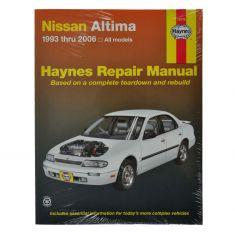 nissan altima repair manuals nissan altima auto repair manual rh 1aauto com Altima Troubleshooting Nissan Altima Maintenance Manual