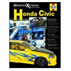 1996-00 Honda Civic Xtreme Haynes Customizing Manual