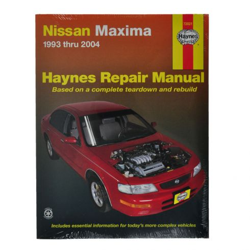 1993 04 nissan maxima haynes repair manual 1amnl00070 at 1993 nissan sentra owners manual pdf 1993 nissan sentra repair manual
