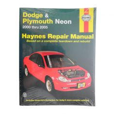 00-05 Dodge Neon Haynes Repair Manual