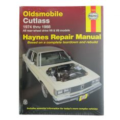 Olds Cutlass Haynes Repair Manual