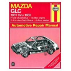 1981-85 Mazda GLC Haynes Repair Manual