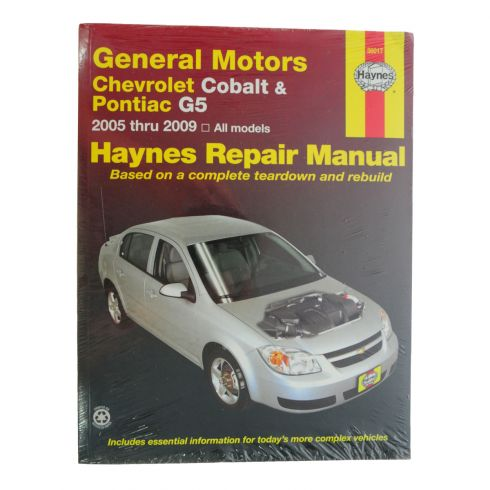 2008 chevy cobalt pontiac g5 service shop manual set 08 3 volume set
