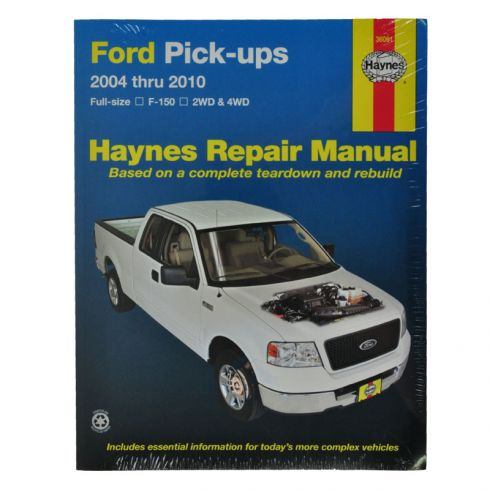 2010 ford f150 truck repair manuals 2010 ford f150 truck. Black Bedroom Furniture Sets. Home Design Ideas