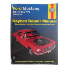 Haynes Repair Manual for V8 Models