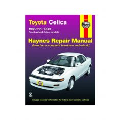 1986-99 Toyota Celica Haynes Repair Manual