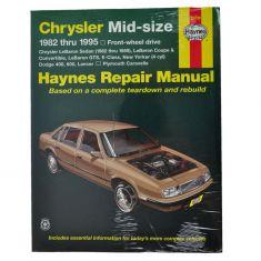 chrysler new yorker repair manuals chrysler new yorker auto repair rh 1aauto com 1993 chrysler new yorker owners manual Chrysler Repair Manual 60 70