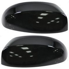07-10 GM Truck Black (Paint to Match) Mirror Cap PAIR