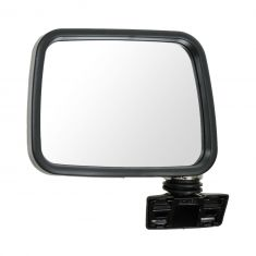 88-93 Isuzu Pup Pu; 91-93 Rodeo Manual Chrome Mirror LH