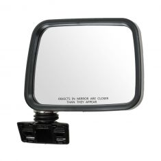 88-93 Isuzu Pup Pu; 91-93 Rodeo Manual Chrome Mirror RH
