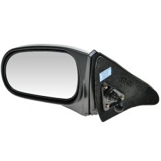 1996-00 Honda Civic 2dr Manual Mirror LH