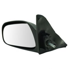 1988-92 Toyota Corolla Manual Remote Control Mirror LH