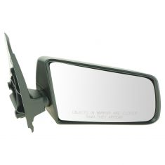 85-94 S10 Manual Mirror Blk RH