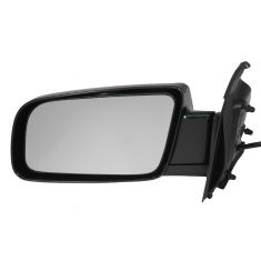 1988-98 GM Astro Safari Black Power Mirror Driver Side