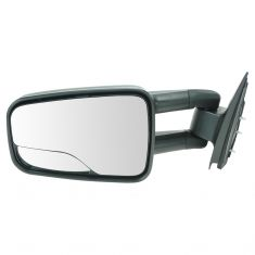 99-04 Silverado Sierra Dual Arm Manual Mirror LH (TR)