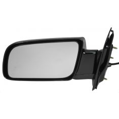 1999 Chevy Astro GMC Safari Van Black Folding Power Mirror LH