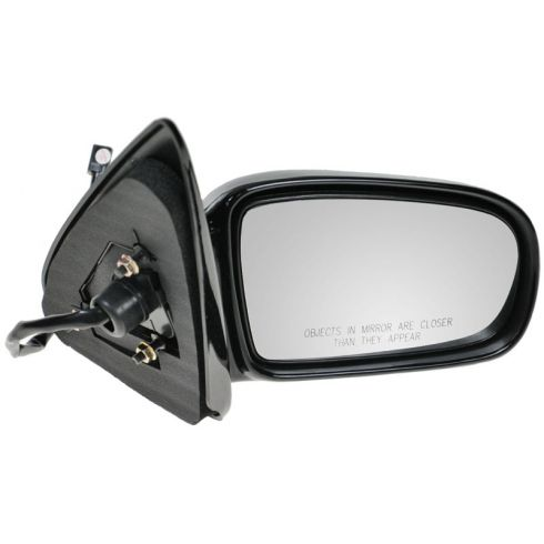 how to install replace side rear view mirror manual cavalier sunfire 95 05 1a auto. Black Bedroom Furniture Sets. Home Design Ideas