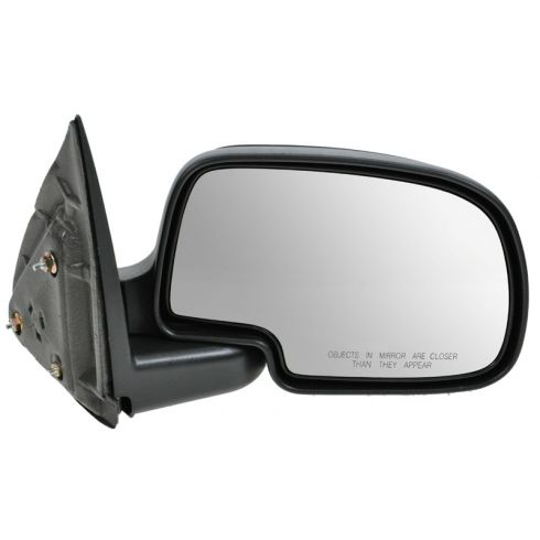 how to install replace side rear view mirror gmc yukon chevy tahoe avalanche 00 03. Black Bedroom Furniture Sets. Home Design Ideas