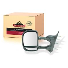 92-16 Ford Van Dual Arm Telescoping Man Mirror LH (TR)