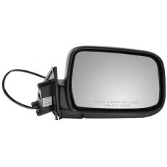 1998-04 Nissan Frontier Xterra Power Mirror RH