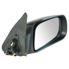 00-04 Toyota Tacoma Manual Remote Non Folding Mirror RH
