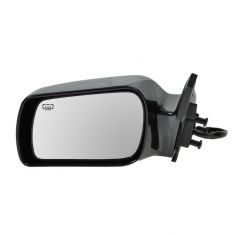 Power Heated Mirror LH With Memory