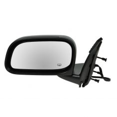 Power Mirror Heated LH