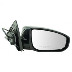 04-08 Nissan Maxima Power Heated Manual Folding Mirror RH