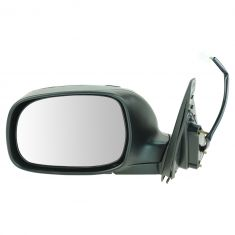 04-06 Toyota Tundra Double Cab Power Chrome Mirror LH