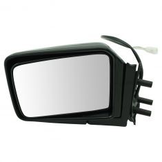 1987-95 Nissan Pickup Truck Pathfinder Mirror Power LH