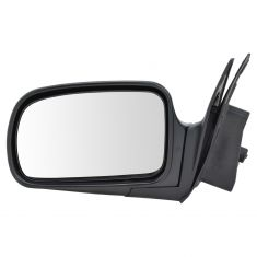 93-98 Nissan Quest Mirror Manual Remote LH