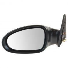 02-06 Nissan Altima Mirror Manual Black LH