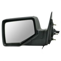 06-10 Ford Ranger Mirror Power Folding Smooth Back LH