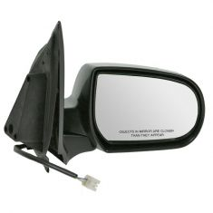 01-06 Mazda Tribute Power PTM Mirror RH