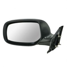 06-11 Toyota Yaris Mirror Hatchback Manual Folding LH
