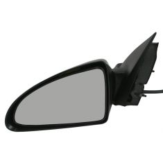 06-07 Chevy Malibu Mirror Power Folding Smooth (Except LS)LH