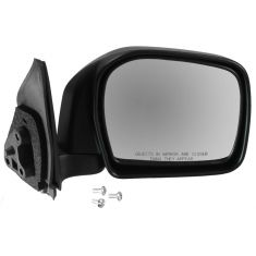 99-02 Toyota 4 Runner Mirror Manual Folding RH