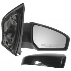 07-11 Nissan Sentra Manual Mirror RH