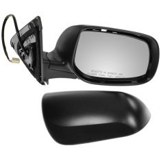 09-10 Toyota Matrix Power Mirror Textured RH