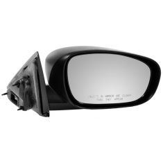 2006-10 Charger Magnum 300 Heated Power Textured Fixed Mirror RH