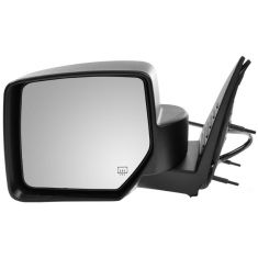2008-10 Jeep Liberty Heated Power Mirror LH