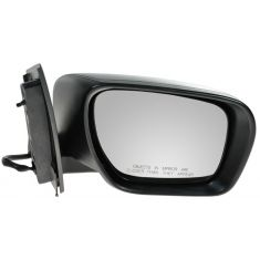 2007-10 Mazda Cx-7 PTM Heated Power Mirror RH