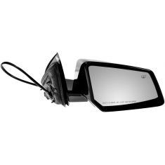 2007-10 Saturn Outlook PTM Heated Power Mirror RH