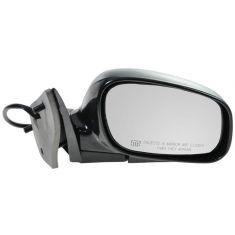 03-04 (thru 3/7/04) Lincoln Towncar Power Heated Mirror RH