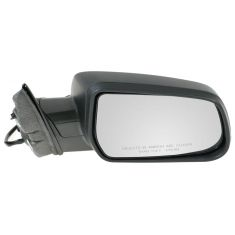 10-11 Chevy Equinox Power Textured Mirror RH
