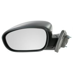 2005-10 Chrysler 300; 06-09 Dodge Charger; 05-08 Magnum Folding Power Heated PTM Mirror LH