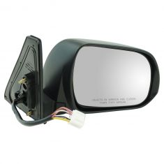 10-13 Toyota 4Runner Power Heated (w/Signal & Puddle Light) w/PTM Cap Mirror RH