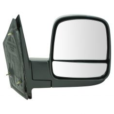 08-13 Chevy Express, GMC Savana Van Manual Mirror RH